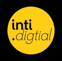 Inti digital logo transparent